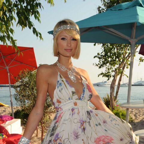 Regardez: Paris Hilton sur la Croisette