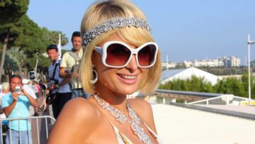 À Cannes, Paris Hilton se la donne!