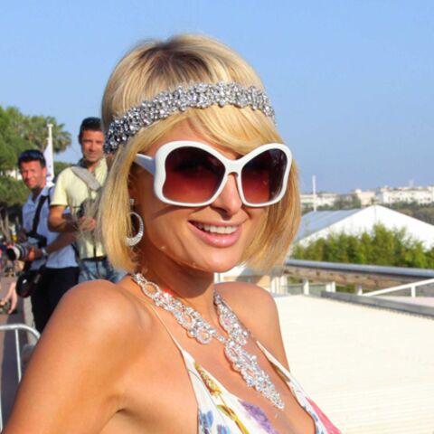 À Cannes, Paris Hilton se la donne!