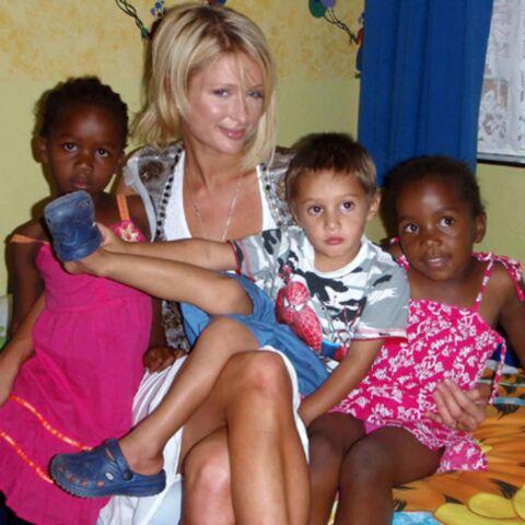 Paris Hilton récompensée pour sa générosité