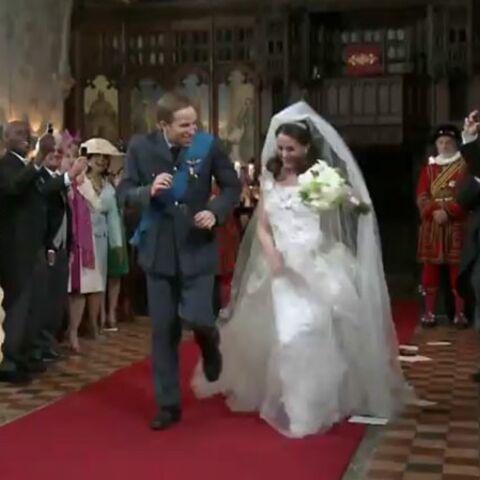 Vidéo – Une parodie hilarante du mariage Royal