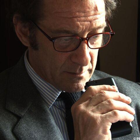 A l'opposé de La Conquête, Pater évoque l'affaire DSK