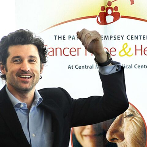 Patrick Dempsey finance un centre de cancérologie