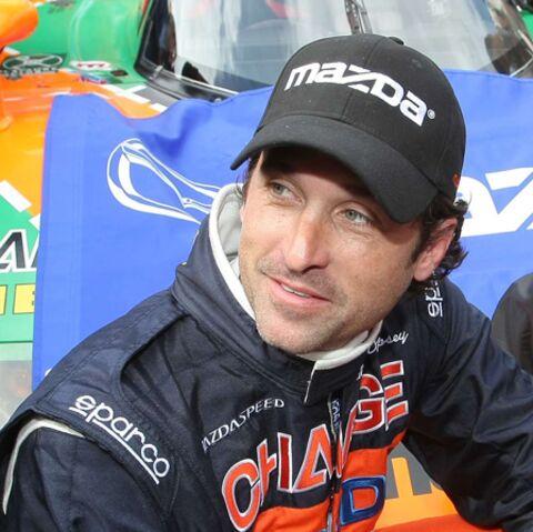 Patrick Dempsey parade aux 24 Heures du Mans