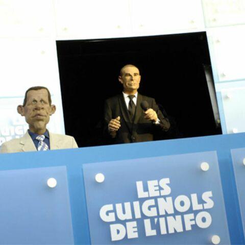 Les Guignols: une tête tombe mais pas les marionnettes