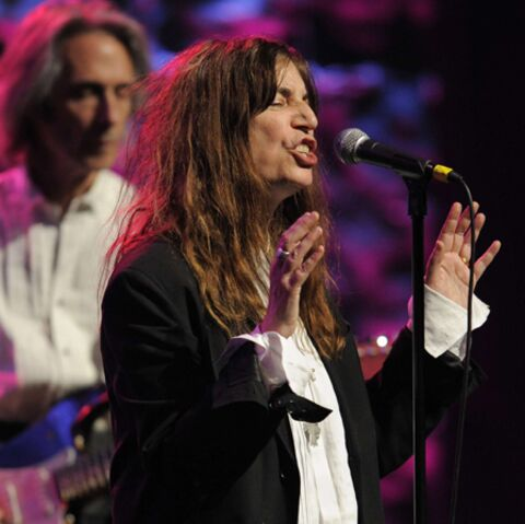 Patti Smith enchante Vanessa Paradis