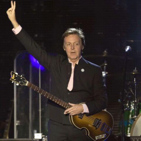 McCartney au secours des victimes de Sandy