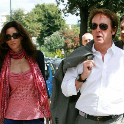 Paul McCartney est fou amoureux
