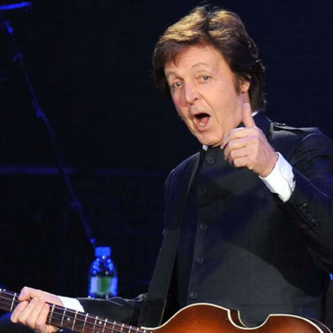 Paul McCartney: encore une star fan de Glee