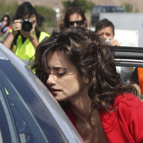 Penelope Cruz, Cannes, ça la rend malade!