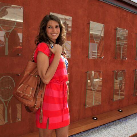 Roland-Garros: de Miss France à Patrick Bruel, des gradins très VIP
