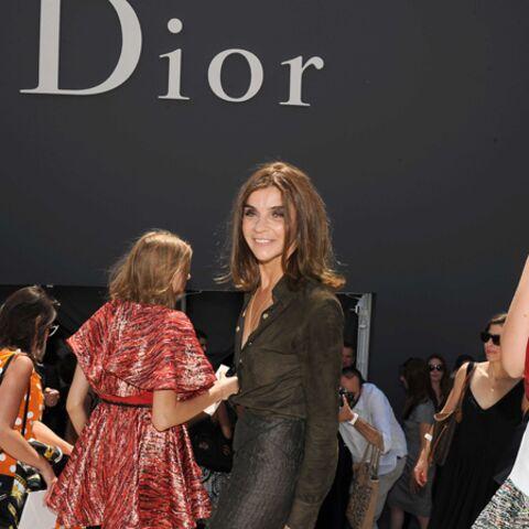 Carine Roitfled, Claire Chazal: la mode Haute Classe