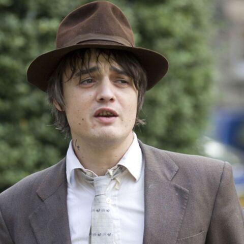 Pete Doherty hospitalisé