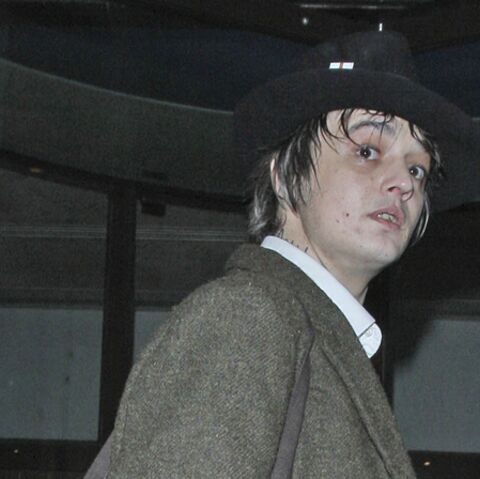 Pete Doherty n'a plus un rond