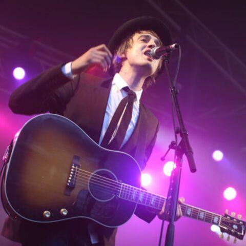 Pete Doherty privé de concert!
