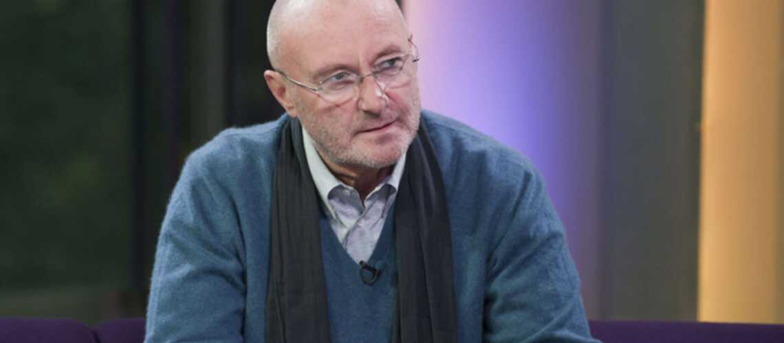 Phil Collins sur la mauvaise voix