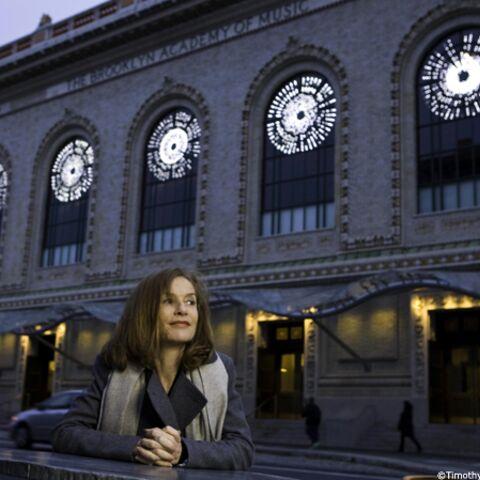 Isabelle Huppert: rencontre à Brooklyn