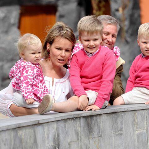 Mathilde et Philippe de Belgique: leurs petits princes font craquer le royaume