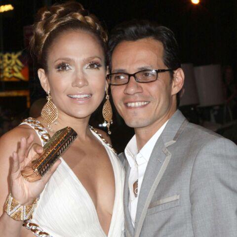 Jennifer Lopez: ses 40 ans bling bling avec Marc Anthony
