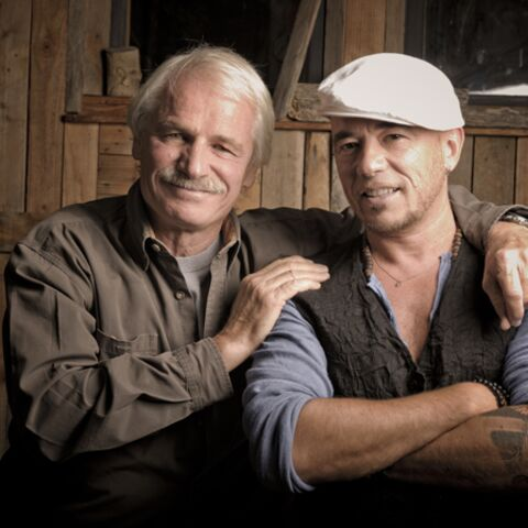 Yann Arthus-Bertrand et Pascal Obispo, duo pour la Terre