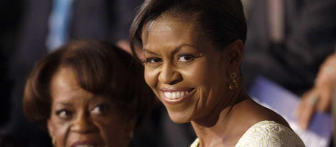 Michelle Obama, l'accord parfait avec sa mère