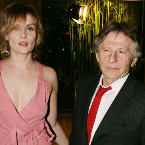 Roman Polanski-Emmanuelle Seigner: un couple face au scandale