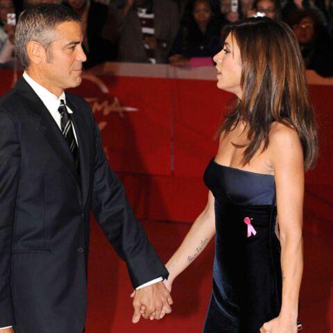 George Clooney: Elisabetta, What Else?
