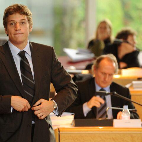 Jean Sarkozy: il ne veut plus passer pour un jeunot