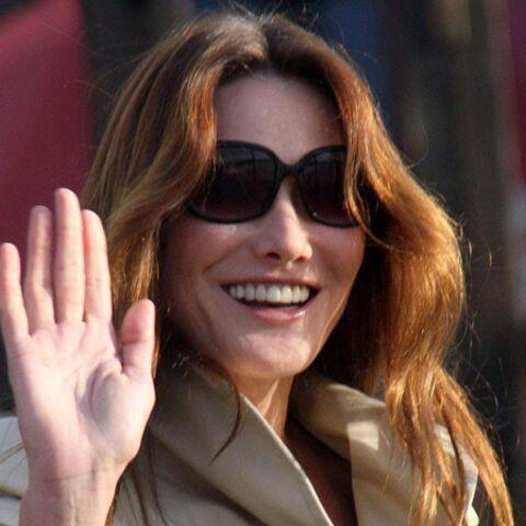 Carla Sarkozy bientôt sur grand écran