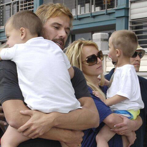 Britney Spears: enfin le bonheur grâce à Jason!