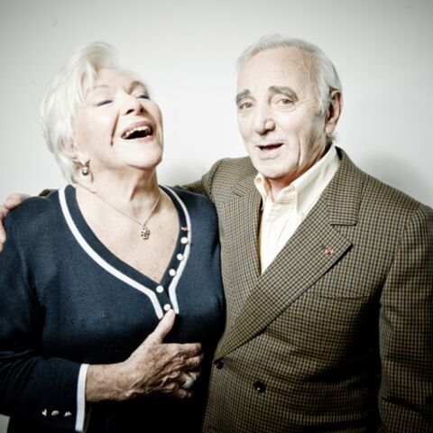 Charles Aznavour, Line Renaud…les «octostars» occupent la scène