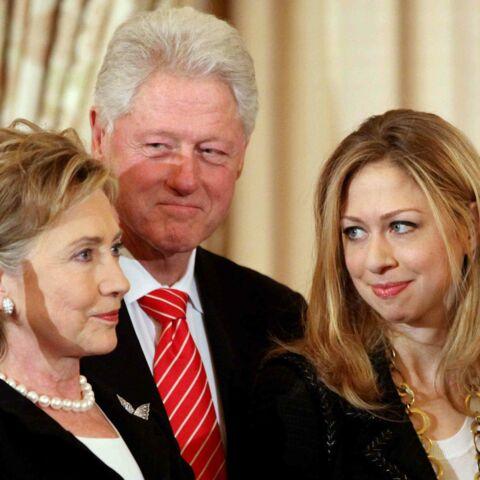Bill et Hillary Clinton: bientôt grands-parents pour la deuxième fois