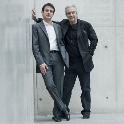 Pierre Arditi et Manuel Valls, de pères artistes