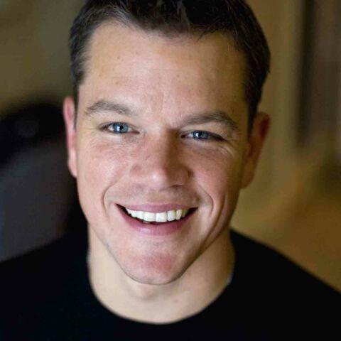 Matt Damon: «Je suis un éternel angoissé»