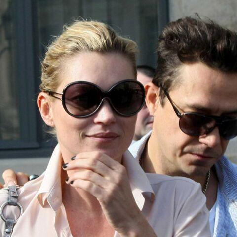 Kate Moss, bientôt parisienne!