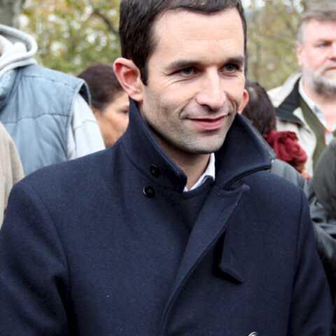 Benoit Hamon Francois Fillon Emmanuel Macron Quelle Est La Taille Des Candidats A La Presidentielle Gala