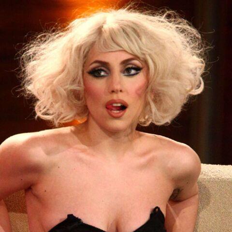 Lady Gaga prise en flagrant délit de triche