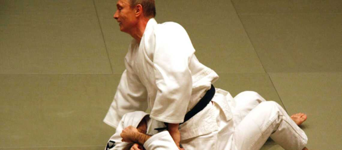 Vladimir Poutine, top virility!