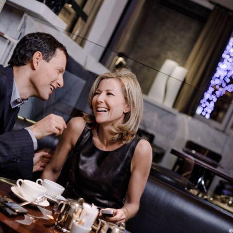 Claire Chazal et Marc-Olivier Fogiel: confidences hors antenne