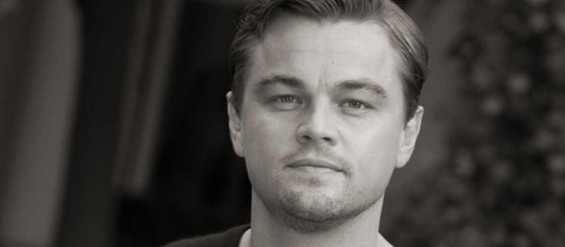 Leo DiCaprio: «Ma première cuite? Trop jeune pour m'en souvenir!»