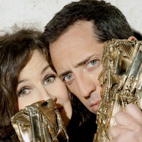 Valérie Lemercier et Gad Elmaleh: ils font leur cinéma