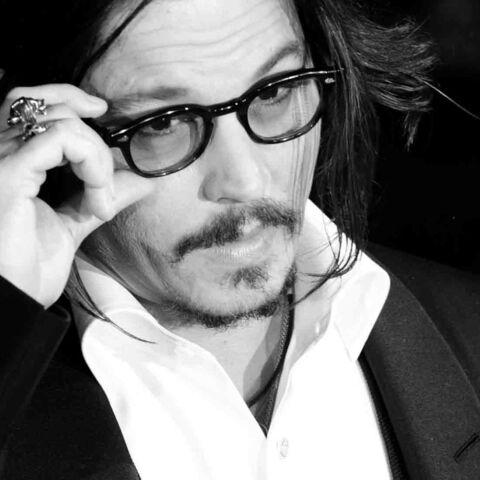 Johnny Depp: «Je suis moins stressé et angoissé depuis que je suis père»
