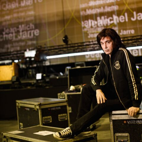 Jean-Michel Jarre, on the road