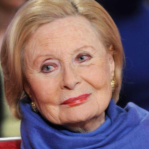Mort de Michèle Morgan: en 2010, son «fils», Frédéric Mitterrand, lui rendait hommage