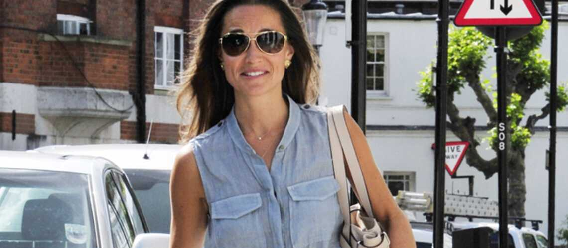 Pippa Middleton, princesse cool dans Londres