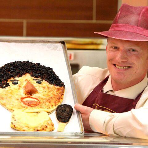 Susan Boyle est devenue une pizza!