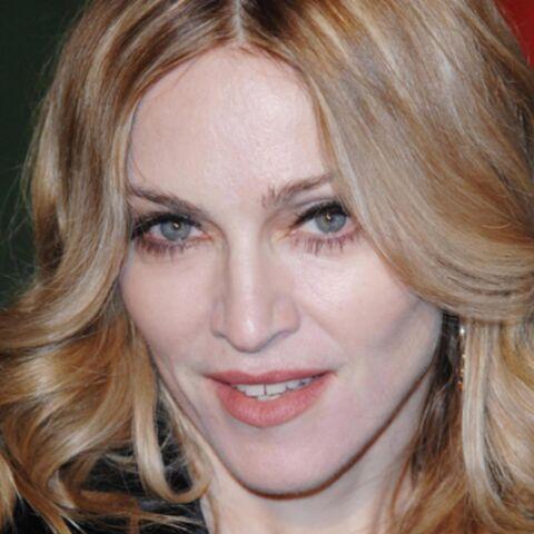 Madonna reste à Londres!