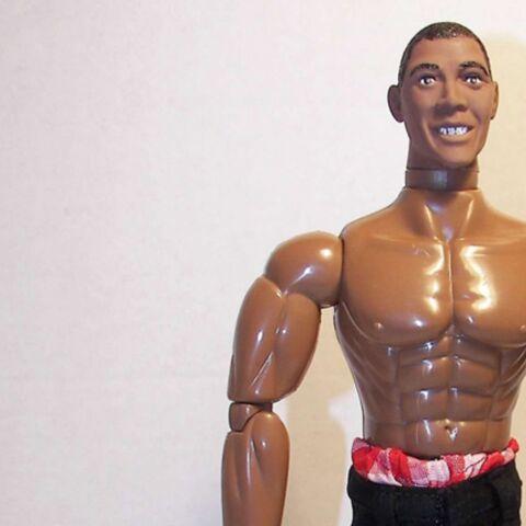 Sexy et baraqué, Barack Obama expose son anatomie