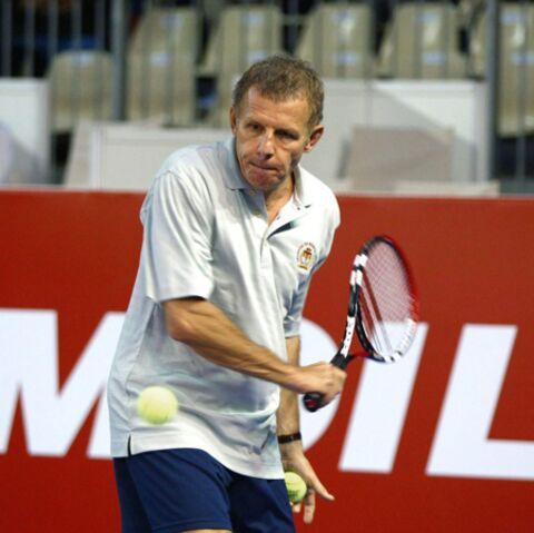 PPDA, Jean-Pierre Castaldi et Michel Boujenah se lancent la balle à Roland Garros