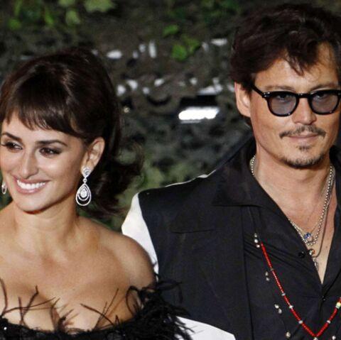 Photos- Penélope Cruz et Johnny Depp, pirates glamour en avant-première
